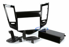 Scosche GM5205B Double/Single DIN Dash Kit For Select 2011-Up Chevrolet Cruze