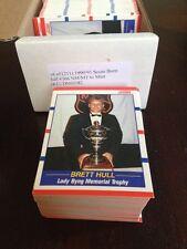 Lot Of (211))1990/91 Score Brett Hull #366  Cards NM/MT