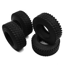 "4PCS 1/10 RC Crawler 98mm Tyres Set For TRX-4 AXIAL SCX10 D90 1.9"" Wheel Rims"