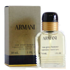 EAU POUR HOMME de GIORGIO ARMANI - Colonia / Perfume EDT 30 mL - Man / Uomo
