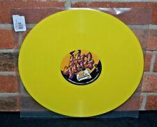 "WU-TANG CLAN - The Saga Instrumental Ltd Import Euro RSD 12"" YELLOW VINYL EP New"