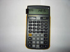 CONSTRUCTION MASTER 5 CALCULATOR 4050 (*New)