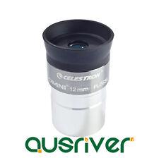 """Celestron Omni 12 mm Eyepiece 1.25"""" Barrels 93319"""