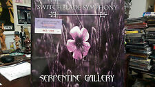 Switchblade Symphony - Serpentine Gallery Clear Vinyl LP Gothic Death Rock