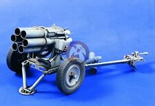 Verlinden 120mm (1/16) 15cm Nebelwerfer 41 German Multiple Rocket Launcher 2525