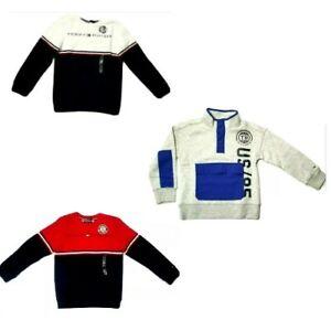 Tommy Hilfiger Pullover Sweatshirt Kids Size New
