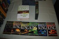 The Green Mile series/set/lot by Stephen King (ALL 1st Edition/Printings)