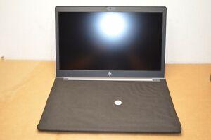 "HP ZBook 15u G5 15.6"" Intel i5-7200 2.5GHz 8GB Memory, 256GB SSD BRAND NEW"