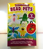 3X Create your own Bead Pets