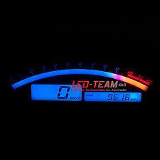 Honda VTR 1000 SP1/SP2 BJ00-05 Tachobeleuchtung  Umbau SMD LED Set BLAU LED-Team