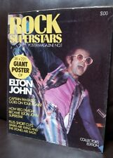 "Elton John Penthouse Poster Press Rock Superstars Large Poster 36"" X 22"""