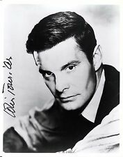 Louis Jourdan signed 8x10 photo / autograph