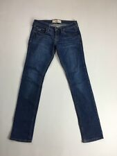 HOLLISTER Skinny Jeans - W26 L31 - Navy Wash - Great Condition