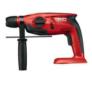 HILTI TE2- A22 Cordless Hammer Drill TOOL ONLY NEW.