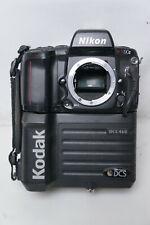 Nikon N90S 35mm Film SLR Camera & KODAK DCS 460C | FOR PARTS