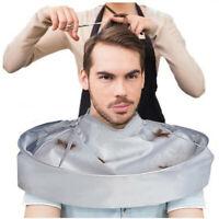 Pro Salon Barbers Gown Cloth Hair Cutting Cloak Umbrella Home Hairdressing Cape