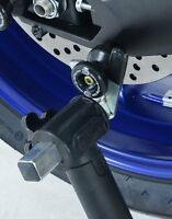 R&G RACING Cotton Reels Paddock Stand Bobbins for Yamaha MT-10 2016, 2017, 2018