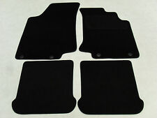 VW Golf Mk3 Cabriolet 1992-97 Fully Tailored Deluxe Car Mats in Black