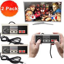 2x NES USB Classic Nintendo Retro Classic Controller PC/Mac/Raspberry Pi RetroPi