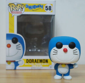 TV Animation Doraemon Toy - Doraemon #58 Funko POP PVC Figure With Box