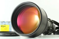 [ Opt Exc+5 ] Nikon Ai-s Nikkor 400mm f/3.5 ED IF Telephoto Lens From Japan #320
