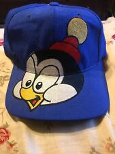 Vintage Rare Chilly Willy American Needle Blockhead SnapBack 1993