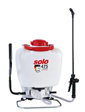 SOLO 475 Comfort - Rückenspritze Gartenspritze Sprühgerät - 15 Liter