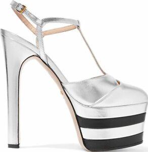 Gucci Angel sandals 40