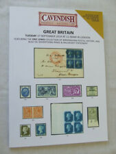 Cavendish Stamp Auction Catalogue - Great Britain Specialised - Sept 2019