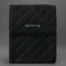 Bowers & Wilkins Padded Headphone Pouch Case Holder In Black