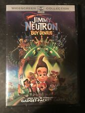 Jimmy Neutron Boy Genius Dvd [2002] Debi Derryberry Rob Paulsen