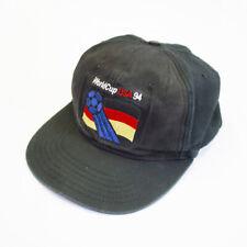 World Cup USA 94 Baseball Cap | Vintage 90s German Football Hat Sportswear