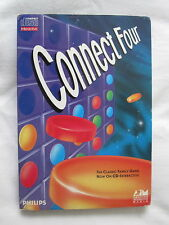 Connect Four (Philips CD-i) 100% Complete Nr Mint!