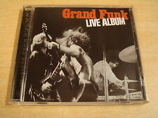 CD / GRAND FUNK RAILROAD - LIVE ALBUM