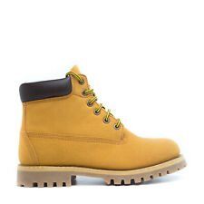 Mountain ankle padded boot on vegan suede-like for Hiking Trekking Urban Walking