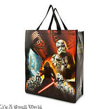 Disney Store Star Wars The Force Awakens Reusable Tote Lenticular Art Kylo Ren