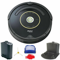 iRobot Roomba 650 Automatic Programmable  Robotic Vacuum Cleaner Black