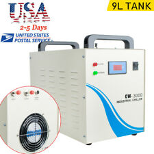 CW-3000 Industrial Water Chiller for CNC/ Laser Engraver Engrave Machine W/Alarm
