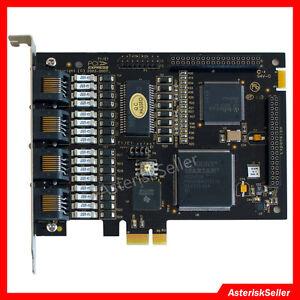 2 Port E1 Card T1 Card Pri Card Asterisk FreePBX te220 ISDN PRI Board,PCIe,ss7
