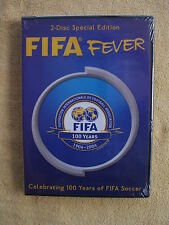FIFA Fever  2-Disc Special Edition DVD s 100 years of FIFA Soccer World Cup