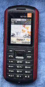 Téléphone portable Samsung Solid B2100 mobile débloqué * Top Fiabilité