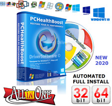 ALL WINDOWS DRIVERS DISC DVD PC & Laptop Recovery|Restore| XP|Vista|7|8| 10 UK