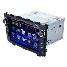 Update Car Radio CD DVD MP3 Player GPS Navigation Stereo For 2007-2011 Honda CRV
