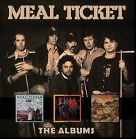 Meal Ticket - The Albums (NEW 3CD)