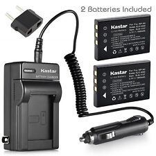 Kastar 2 Battery and Charger for MX-880 MX-890 MX-950 MX-980 Universal Remote