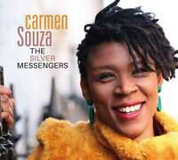 Carmen Souza : The Silver Messengers CD (2019) ***NEW*** FREE p & P SEALED.