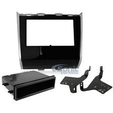 Metra 99-7626HG Single/Double DIN Dash Kit for Select 2013+ Nissan Pathfinder