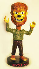 1997 Vintage Universal Monsters Wolfman Bobble head Figure by Elby Gifts