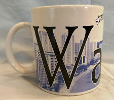 Starbucks WAIKIKI - CITY MUG Collector Series 2005 - 20 oz - Extra Large