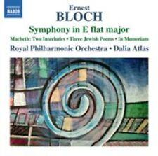 Bloch: Symphony in E-flat Major, New Music